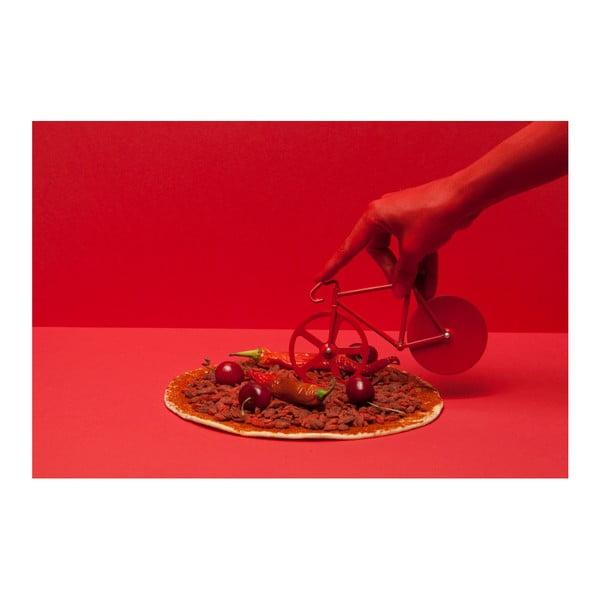 Krajarka do pizzy DOIY Fixie Pure Red