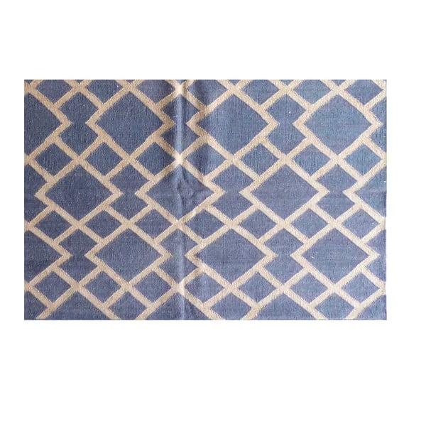 Ręcznie tkany dywan Kilim 198, 155x240 cm
