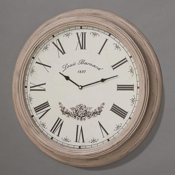 Zegar ścienny Clock, 56 cm
