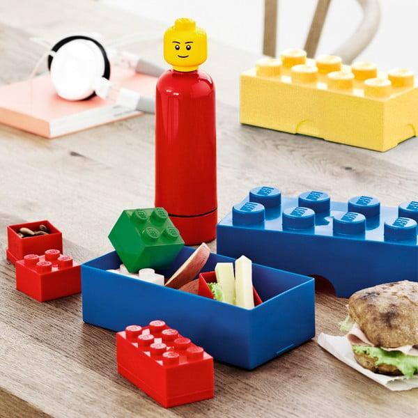 Butelka Lego, czarna