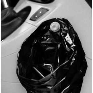 Magnetyczny uchwyt na worki na śmieci Reenbergs Holder (idealny do auta)