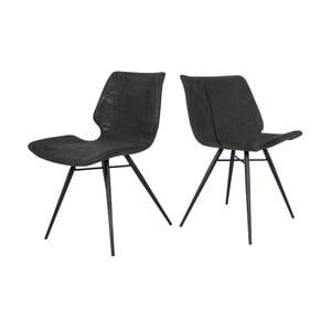 Czarne krzesło Crazy Amelia