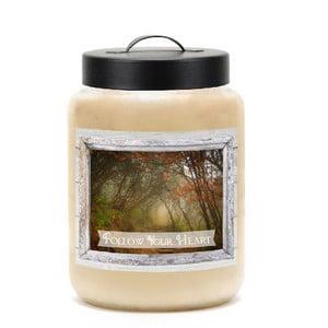 Świeczka zapachowa w pojemniku Goose Creek Słodkie masło orzechowe, 0,68 kg