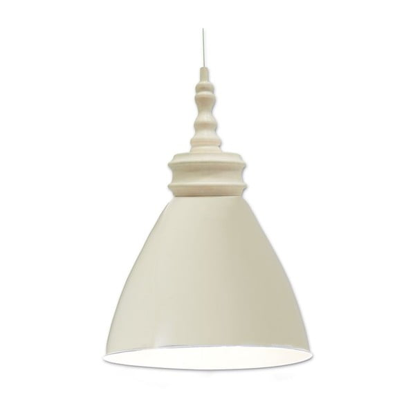 Lampa wisząca Trisa Ivory