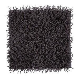 Ciemnoszary dywanik łazienkowy Aquanova Taro, 60x60cm