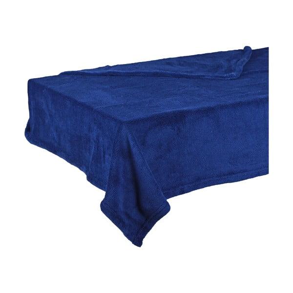 Koc Ria 130x180 cm, niebieski
