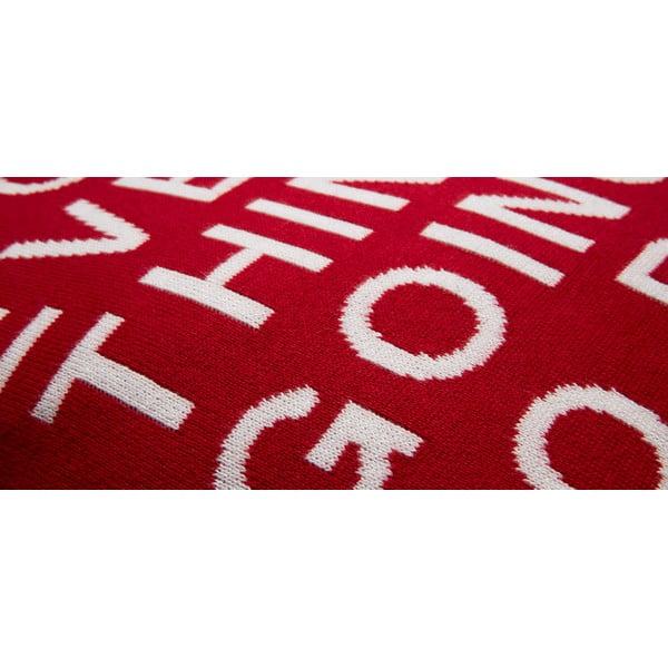 Poduszka Narak Red, 45x45 cm