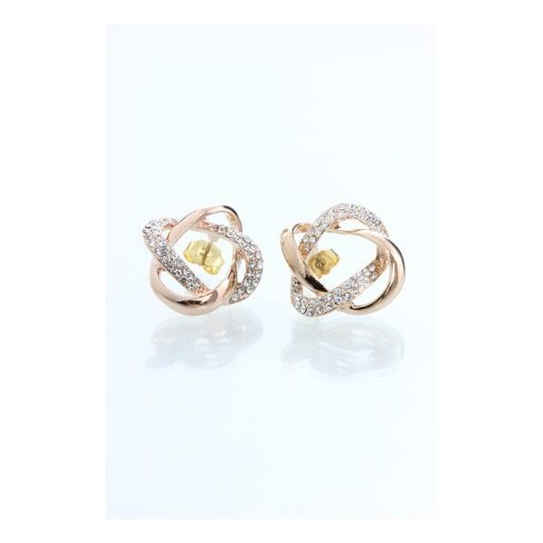 Kolczyki z kryształami Swarovski Elements Laura Bruni Laurence