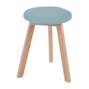 Taboret Light Blue
