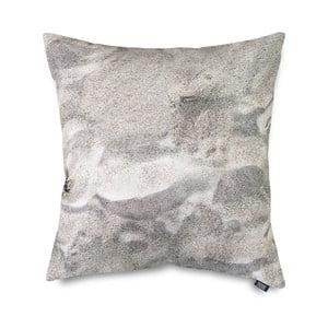 Poduszka z wypełnieniem z gryki Hayka Piasek, 40x40 cm