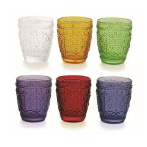 Komplet 6 szklanek Bicchieri
