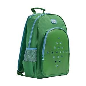 Zielony plecak szkolny TINC Buds