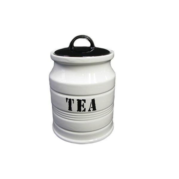 Kamionkowy pojemnik na herbatę Tea