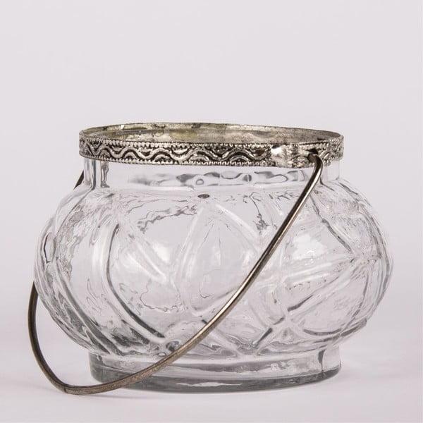 Świecznik na podgrzewacz Glass