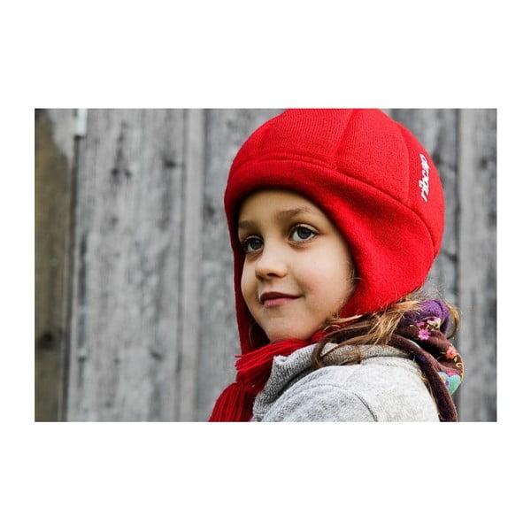 Niebieskie dziecięca czapka ochronna Ribcap Chessy, S