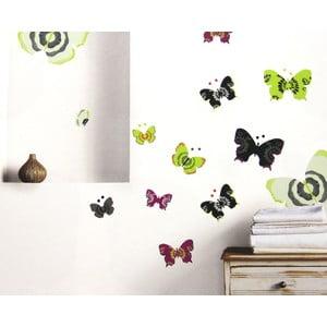 Naklejka Butterflies