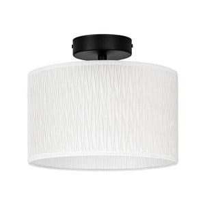 Biała lampa sufitowa Bulb Attack Once, ⌀ 25 cm