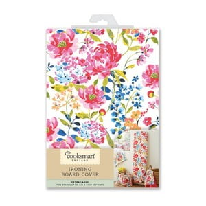 Pokrowiec na deskę do prasowania Cooksmart England Floral Romance, XL