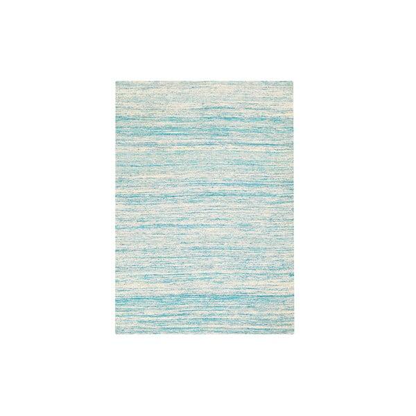 Ręcznie tkany dywan Sari Silk Sky Blue, 150x240 cm
