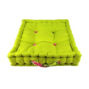 Zielona poduszka ogrodowa Ragged Rose Jacky