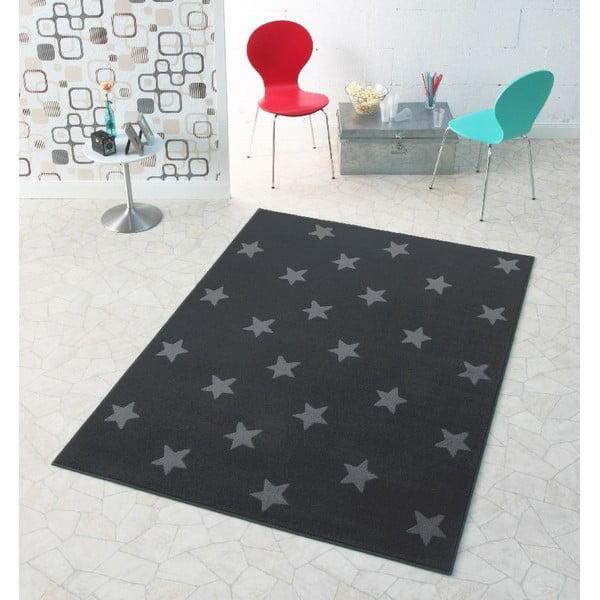 Szary dywan dziecięcy Hanse Home Stars, 140x200 cm