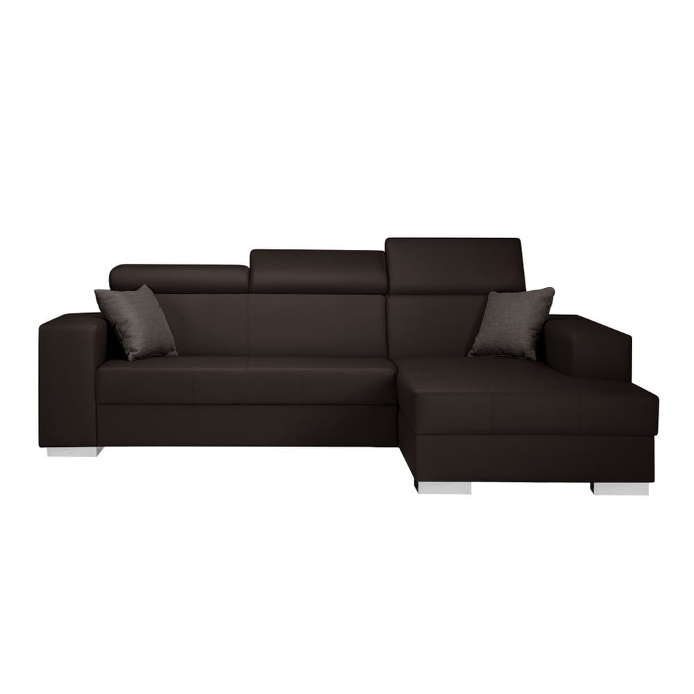 br zowy naro nik prawostronny interieur de famille paris bonami. Black Bedroom Furniture Sets. Home Design Ideas