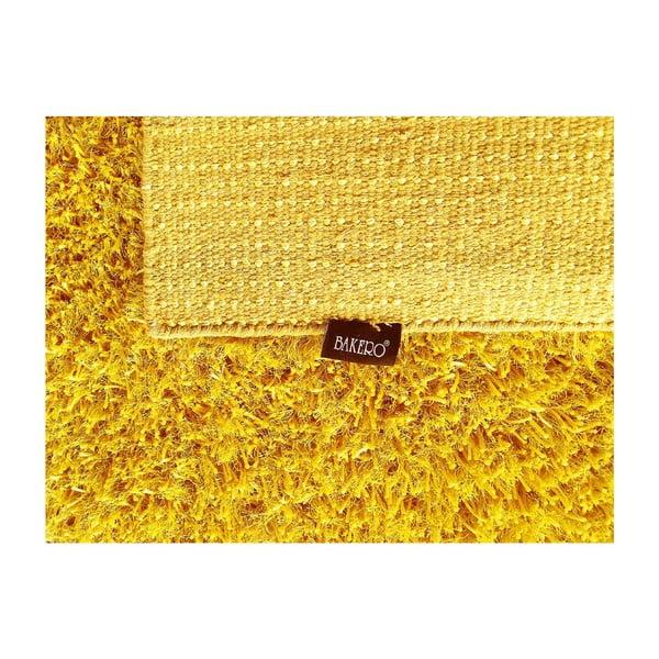 Dywan Kora Yellow, 70x140 cm