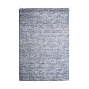 Wełniany dywan Roma Blue, 120x180 cm