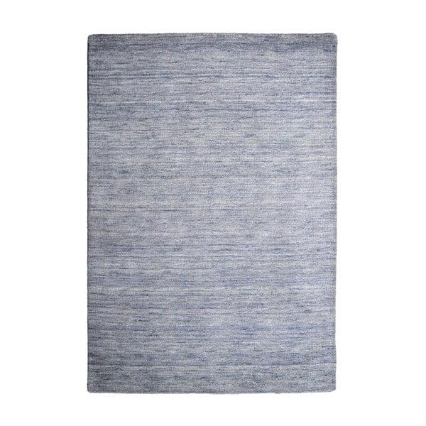 Wełniany dywan Roma Blue, 160x230 cm