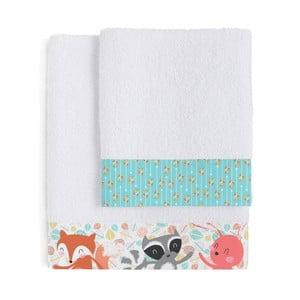 Zestaw 2 ręczników Baleno Dreams, 50x100 i 70x140 cm