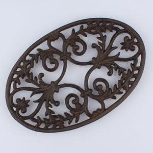Żeliwna podstawka pod kubek Ornament