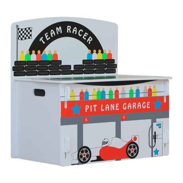 Pojemnik na zabawki Racer