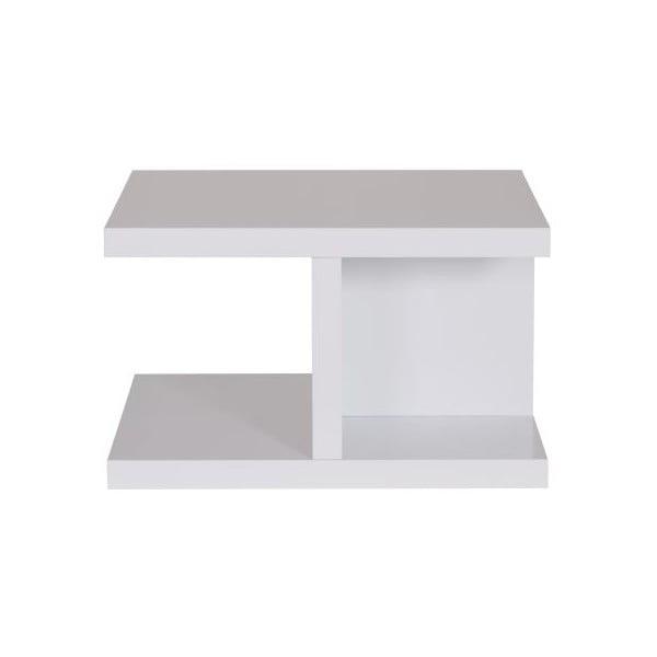 Biały stolik TemaHome Crest
