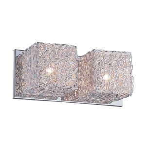 Lampa sufitowa / kinkiet Crido Cube, 12x29 cm