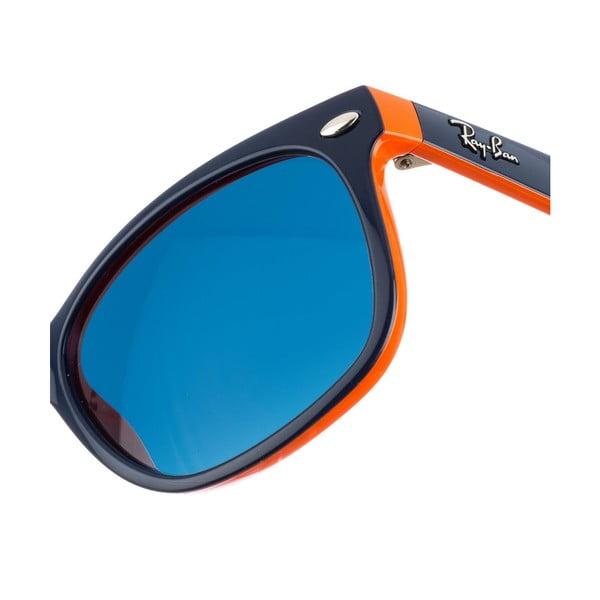 Okulary przeciwsłoneczne dziecięce  Ray-Ban Navy Blue-Orange