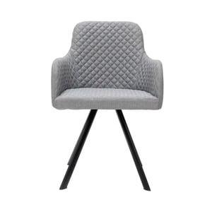 Szare krzesło LABEL51 Tigo