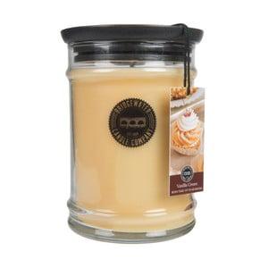 Świeczka w szkle Creative Tops Vanilla Cream, czas palenia 140–160