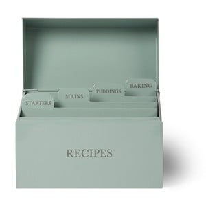 Pudełko na przepisy Recipes