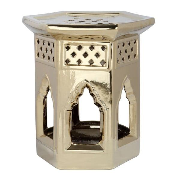 Stolik Moroccan Gold