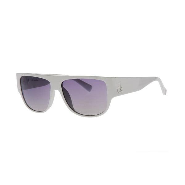 Męskie okulary przeciwsłoneczne Calvin Klein 267 White