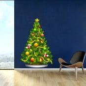 Naklejka świąteczna Fanastick Arbre de Noel