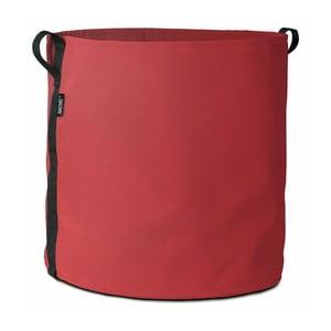 Czerwona donica, 100 l