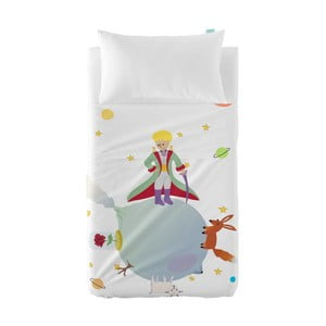 Poszewka na poduszkę i narzuta Mr. Fox Little Prince, 120x180 cm