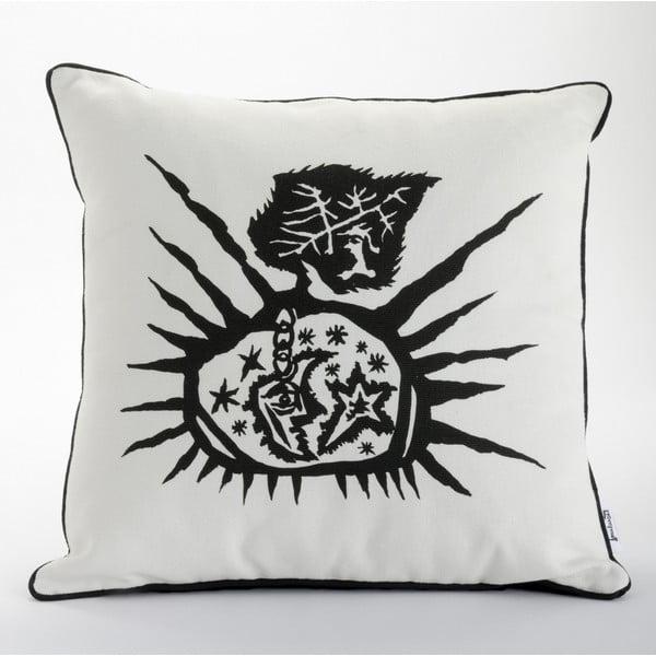 Poduszka Sun & Moon, 45x45 cm