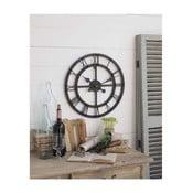 Zegar ścienny Orchidea Milano Industrial Rusty Black, 50 cm