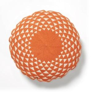 Pomarańczowa poduszka La Forma Zappa