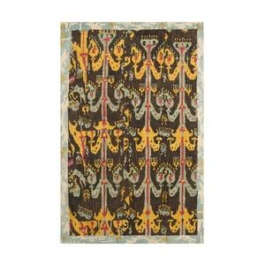 Dywan wełniany Hamish Ikat, 121x182 cm