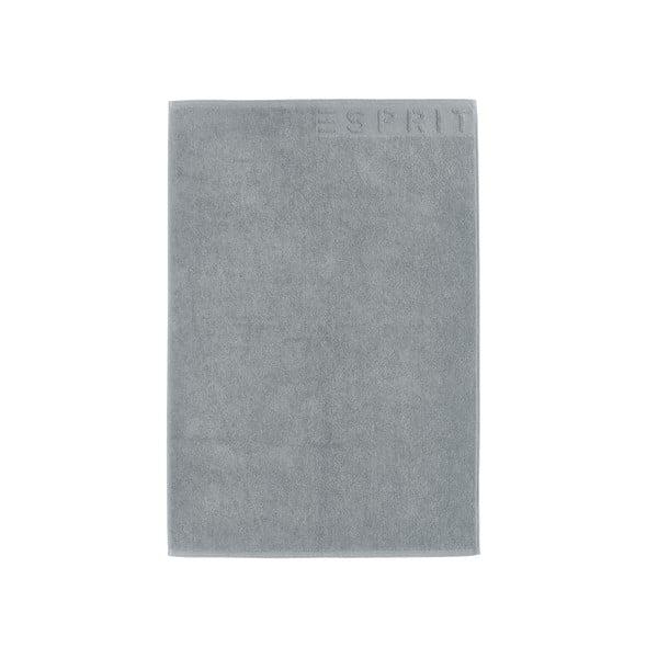 Dywanik łazienkowy Esprit Solid 60x90 cm, szary