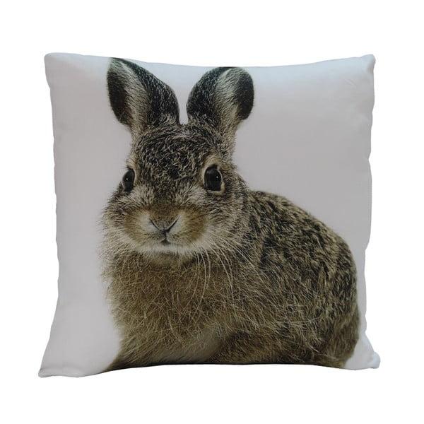 Poduszka Rabbit Edie, 45x45 cm