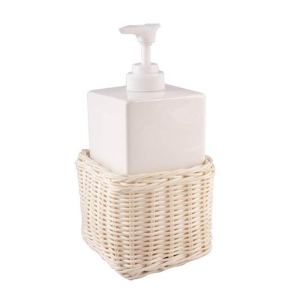 Dozownik mydła Osier Blanc
